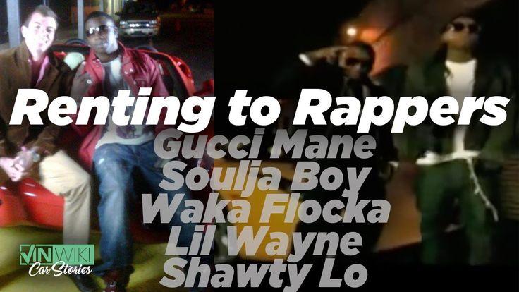 Renting Lamborghinis to Lil Wayne Soulja Boy Waka Flocka & Gucci Manehttps://www.youtube.com/watch?v=IFCMFIz-luI