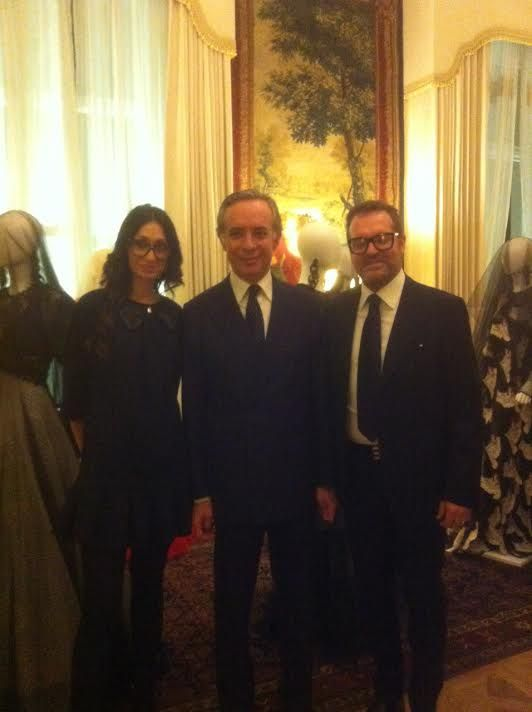 With Mr Pasquale Terracciano