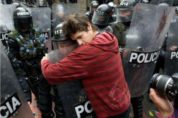 Civil Disobedience.