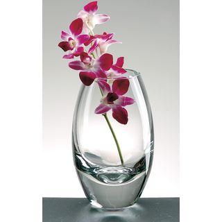 Badash Radiant 10 Inch Vase Radiant Vase H10 Silver