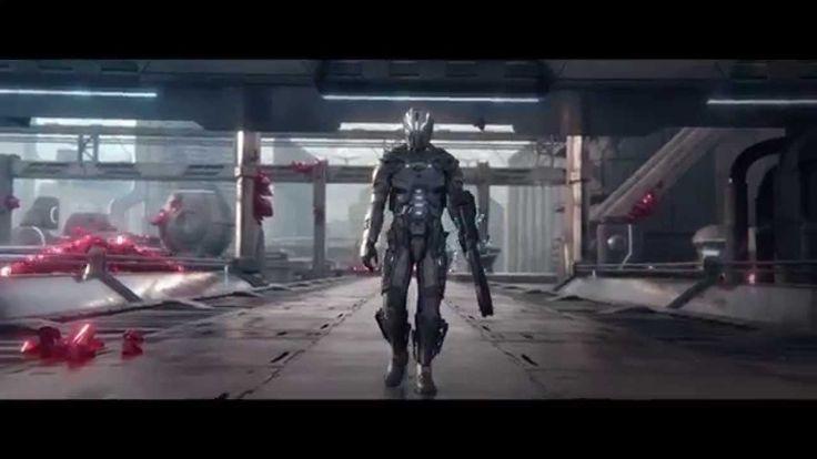Matterfall | Paris Game Week Announce Trailer