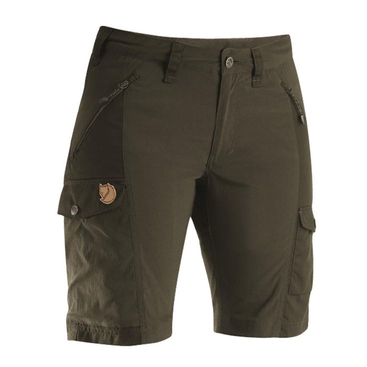 Product Details Technical trekking shorts in stretch and G-1000. Optimal cut and reinforcements make them comfortable and durable. Description Technical trekking shorts with attractive fit, made with