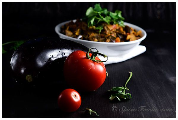 Indian Eggplant Curry, Vegan, Spicie Foodie