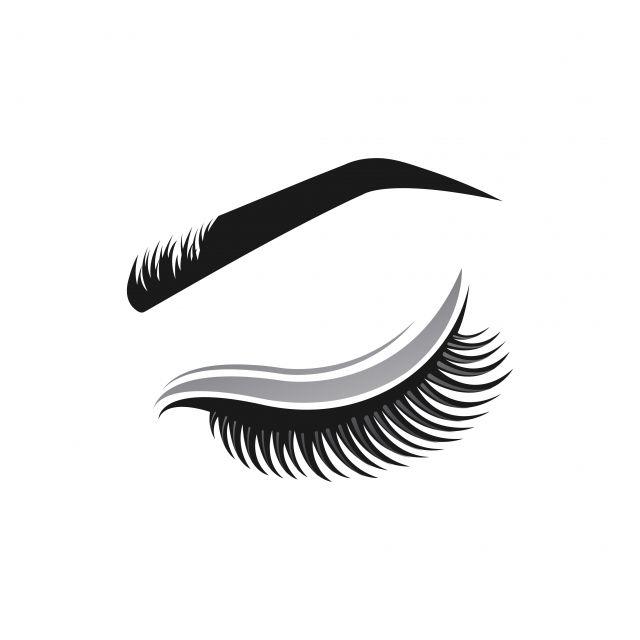 Eyelashes Logo Design Vector Free Logo Design Template Vector And Png Logo Design Free Eyelashes Logo Design Logo Design Free Templates
