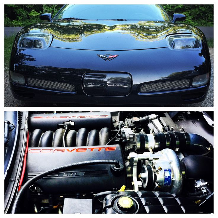 Vortech Supercharger 2017 Mustang Gt: C5 Corvette, 347 All Ported And Polished With Meth