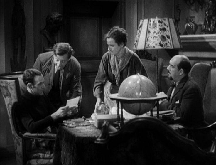 Der Hund von Baskerville (1937).