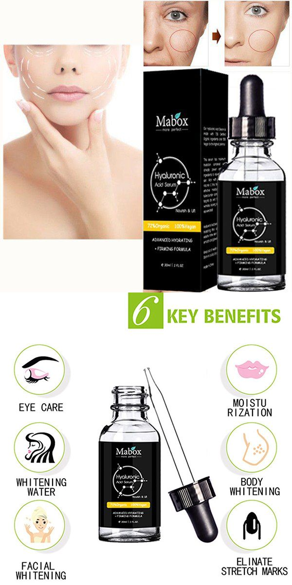 Collagen Whitening Essence Oil <b>Anti</b>-<b>Wrinkle</b> Face Serum Anti ...