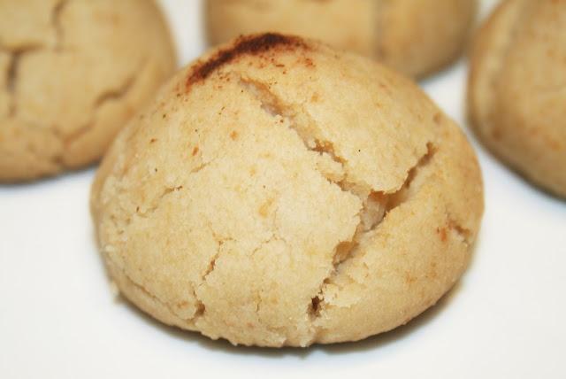 Une pâtisserie arabes parmi tant d'autres...: Les Montecaos à la cannelle