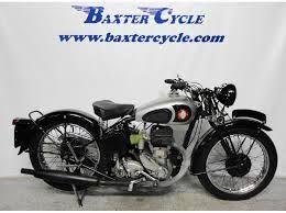 1939 BSA M20 Classic