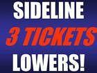 #Ticket  3 tickets Ole Miss Rebels Alabama Crimson Tide 9/17 #deals_us