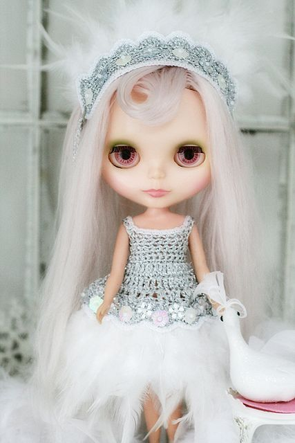 snow queen ✿⊱╮b l y t h e ❤