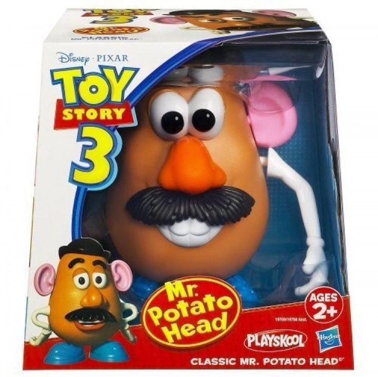 Mr. Potato Head Toy Story 3 Classic Mr. Potato Head #MrPotatoHead