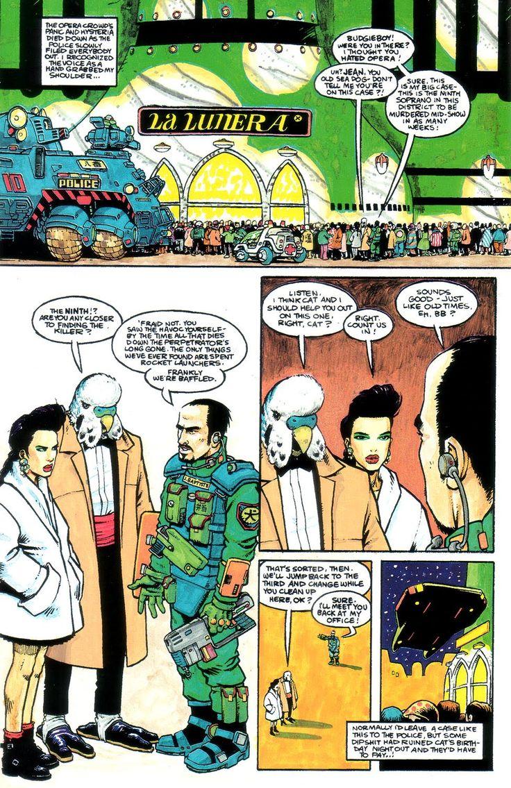 16 best philip bond images on pinterest | bond, comics and comic books