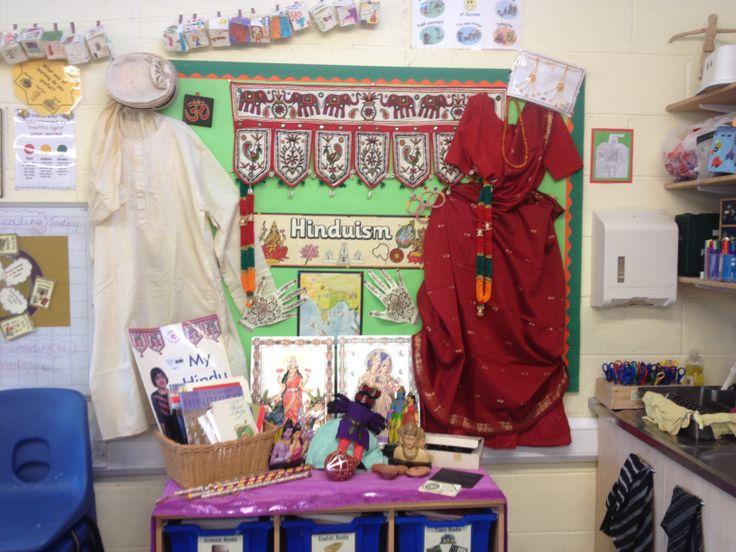 Classroom Display Ideas Ks2 ~ Hinduism display ks teaching pinterest and