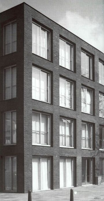 Claus en Kaan Architecten Fisher Street, The Hague, 2004