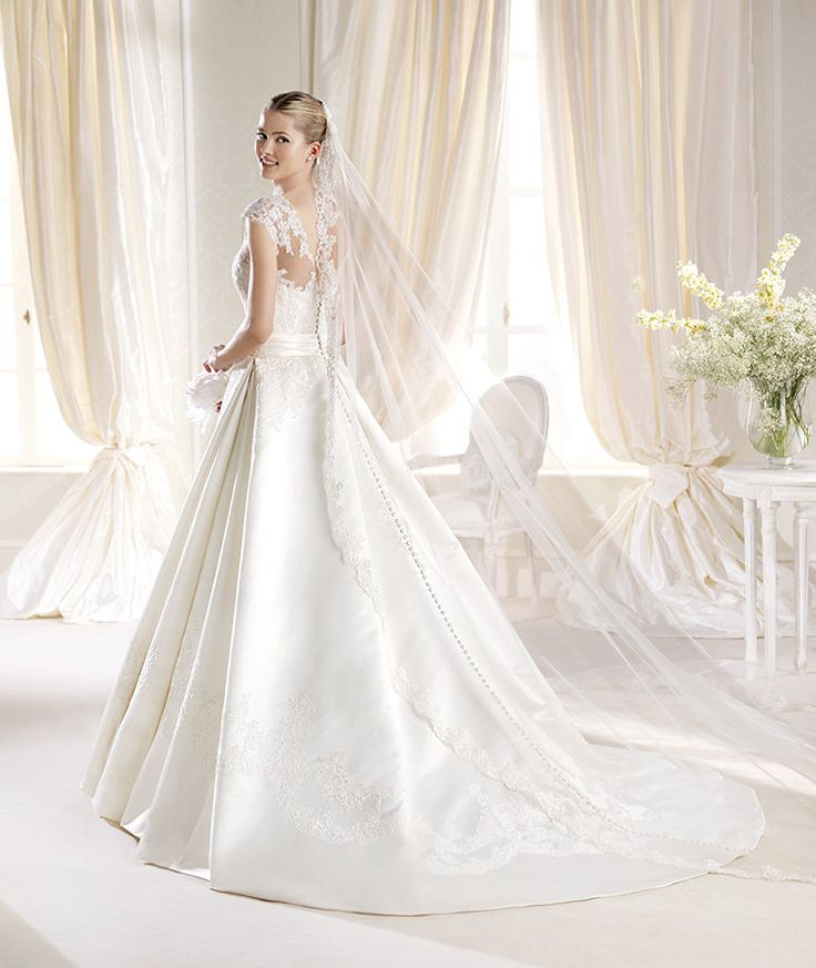 La Sposa Presents Iodice Style From Costura 2014 Collection