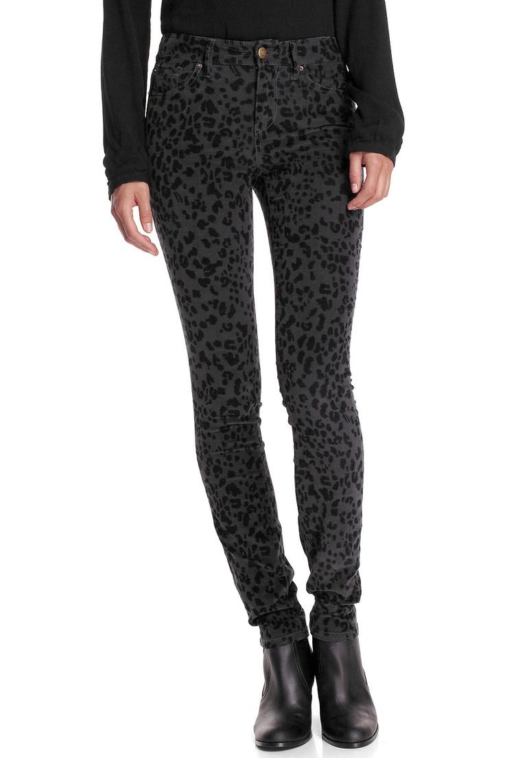 stretchy, corduroy broek CASUAL - Esprit Online-Shop