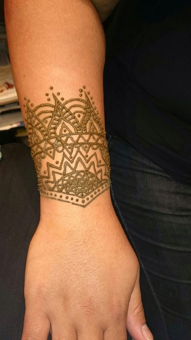 henna tattoo yestarday
