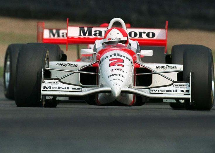 IndyCar 1996 - Mid Ohio Al Unser Jr / Paul Tracy #indycar #midohio