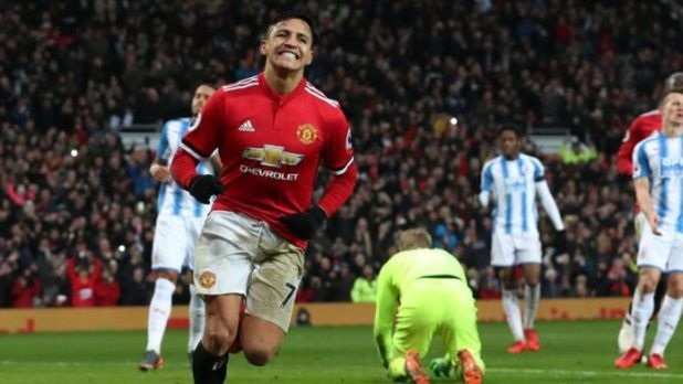 Sanchez scores as Man Utd defeat Huddersfield   Alex Sanchez ratings for Manchester United within the EPL. Photograph Credit score: Getty Photographs.  Manchester Feb Four:Chilean ahead Alexis Sanchez scored his first function as a member of Manchester United which secured a 2-Zero house win over visiting Huddersfield The city within the 26th spherical of the English Premier League.  The Purple Devils in 2d position with 56 issues went scoreless within the first part at Previous Trafford…