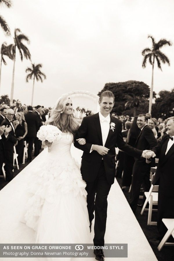 eric trump wedding mar-a-lago club palm beach florida
