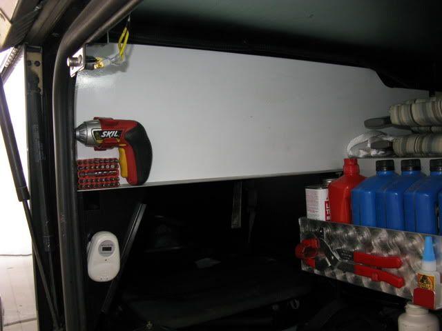 Net Open Roads Forum: Class A Motorhomes: Misc Storage Ideas