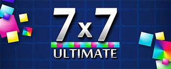 7x7 Ultimate - Puzzle - Free Web Game - Inlogic Software