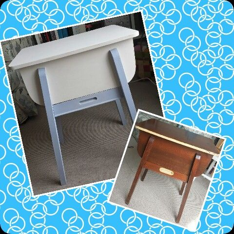 My DIY furniture painting project #2