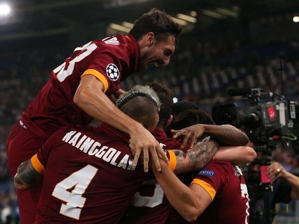 Roma 5-1 CSKA Moskva Liga dos Campeões 2014/2015   Fase de Grupos   Grupo E   Jornada 1