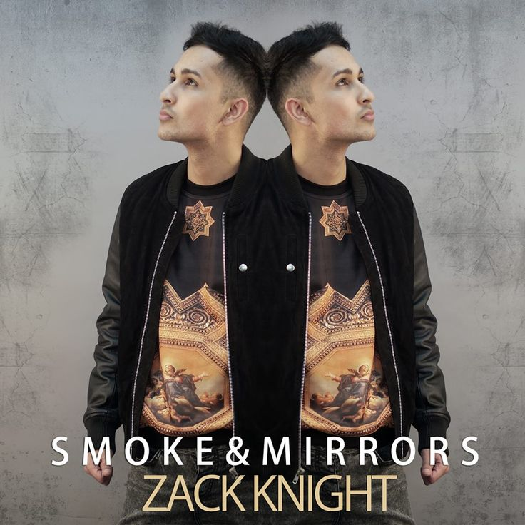 """Ecam Entertainment are proud to release the new single """"Smoke and Mirrors"""" By Zack Knight http://buff.ly/19pd9J1"""