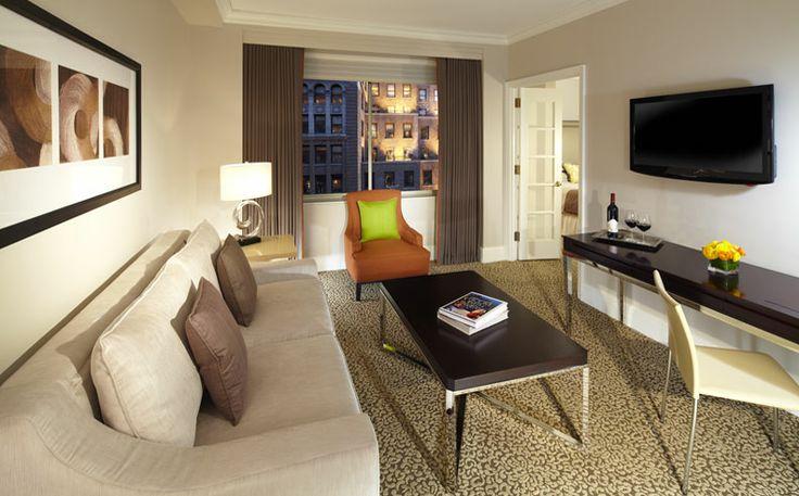 New York Hotels   Midtown Manhattan Hotel - Omni Berkshire Place