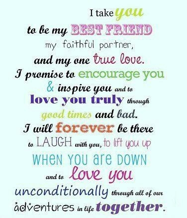 love quotes wedding vows read about the power of wedding vows on