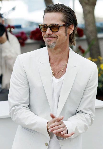 Festival di Cannes 2011: Brad Pitt