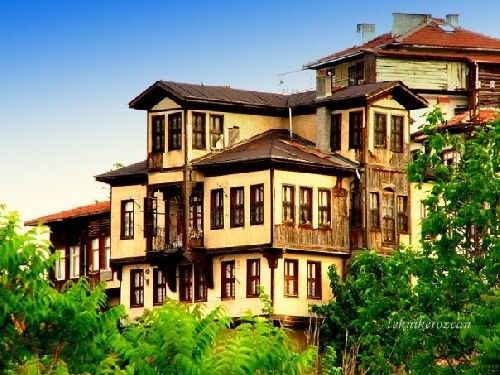 Houses of Beypazarı
