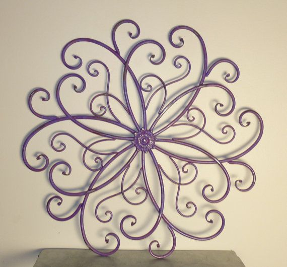 Superieur Wall Art, Wall Decor, Metal Scroll Wall Decor, Wall Hanging, Outdoor Wall