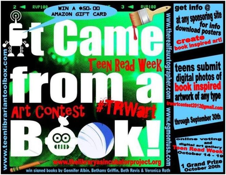 Art Literature Contest Teen 40