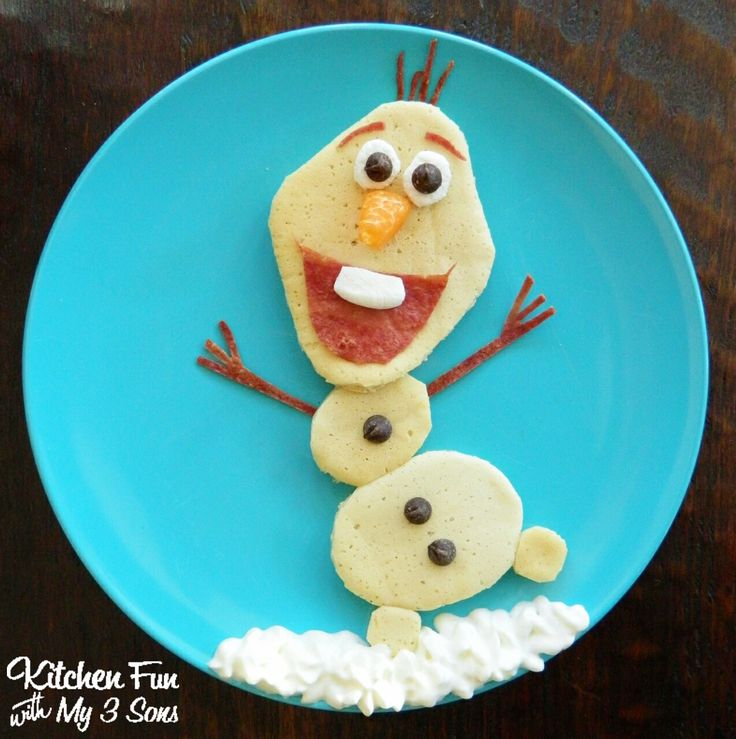 These fun food ideas from the Disney movie Frozen are all easy to make and your little Frozen fans will just love them.  I've got you covered from snacks, breakfast, lunches, dinners, and treats shaped into Olaf, Elsa, & Sven! They would also be super cute for a Frozen themed party. Some of these ideas [...]