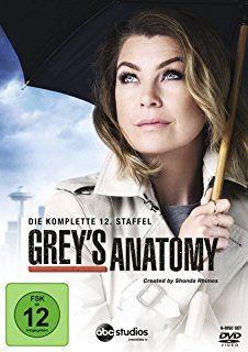 Grey's Anatomy [Staffel 12] <3