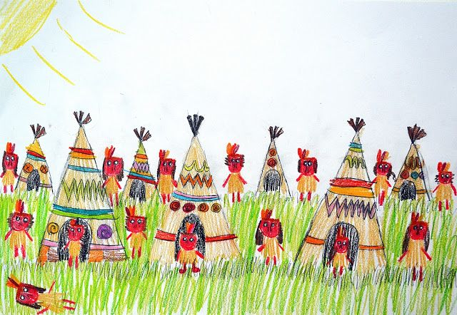 Jul & Joy!: Indians