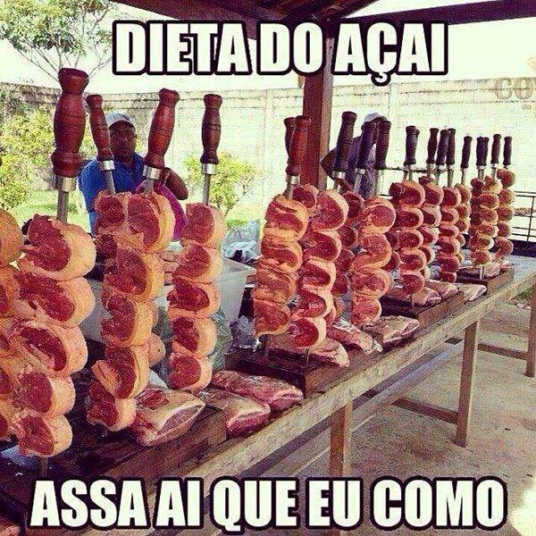 Você conhece a dieta do Açaí?