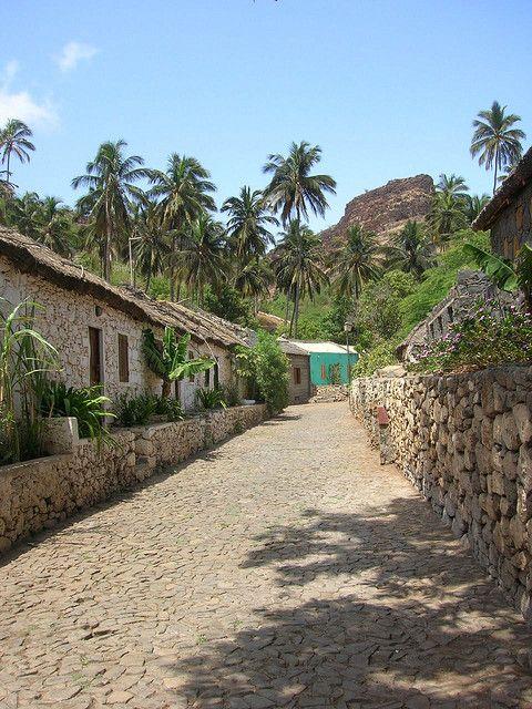 Cidade Velha Cape Verde #Africa