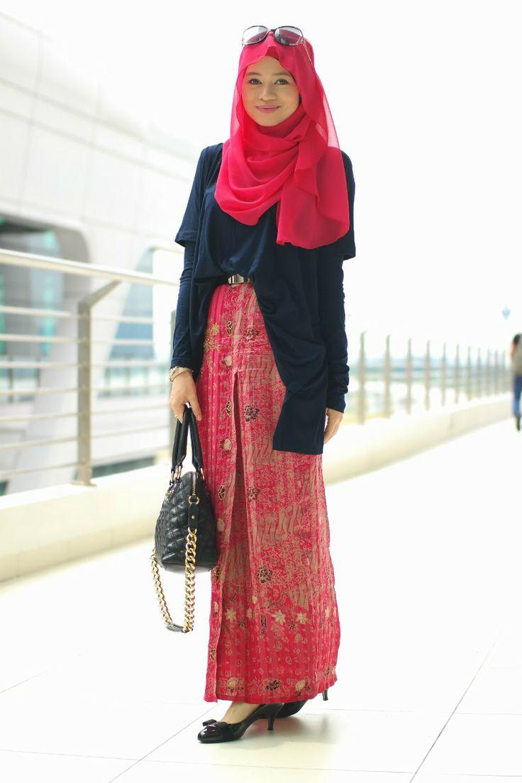 Black  Batik to Jakarta | R Nadia Sabrina
