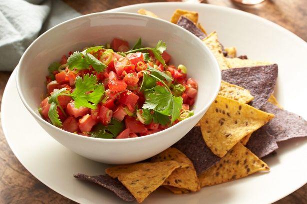 Tomato salsa main image