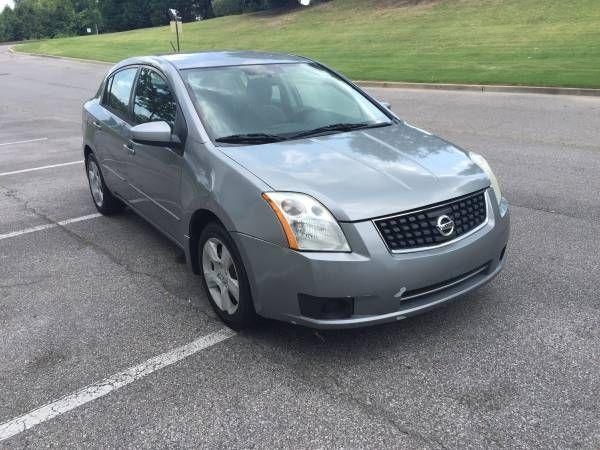 2007 Nissan Sentra 70K  $4700 - 6/28/16