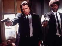 Vincent & Jules Pulp Fiction #movies