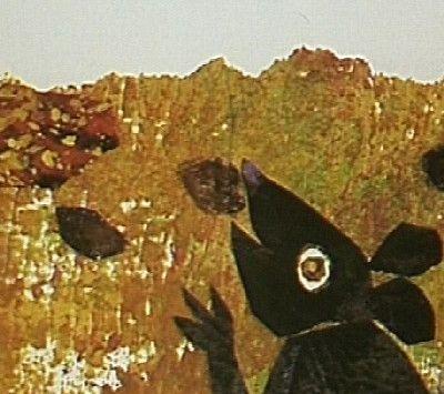 """Digitaal prentenboek: """"Een zaadje in de wind'. De zaadjes gaan op reis. Zonder koffers of spullen, maar met de wind! Het kleinste zaadje wordt de grootste bloem. Mensen en vogels komen in de zomer op bezoek: zo'n mooie bloem hebben ze nog nooit gezien!"""
