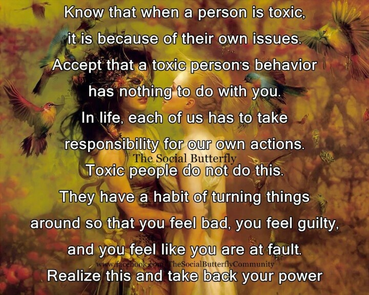 Toxic People u know who u are!!! ASJ | Quotes | Pinterest ...
