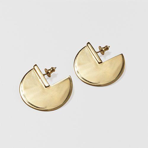 Jessie Harris Disc Earrings