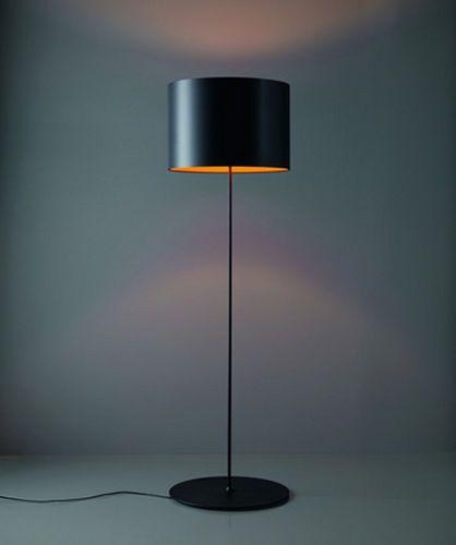 Lampe sur pied / contemporaine / en fibre de carbone HALF MOON by E.Franzolini & V.G.Jimenez Karboxx