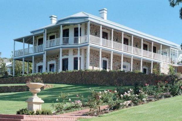 Stately Albany home steeped in a rich history